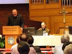 2015 Convention LCMS President Rev. Dr. Matthew Harrison greeting Convention Saturday June 6.jpg