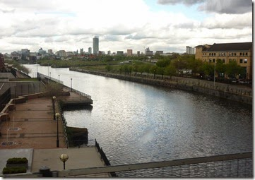 8 ship canal with cut to pomona lock right distance
