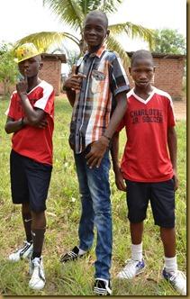 Ditekemena Ntumba Eric Shambuyi