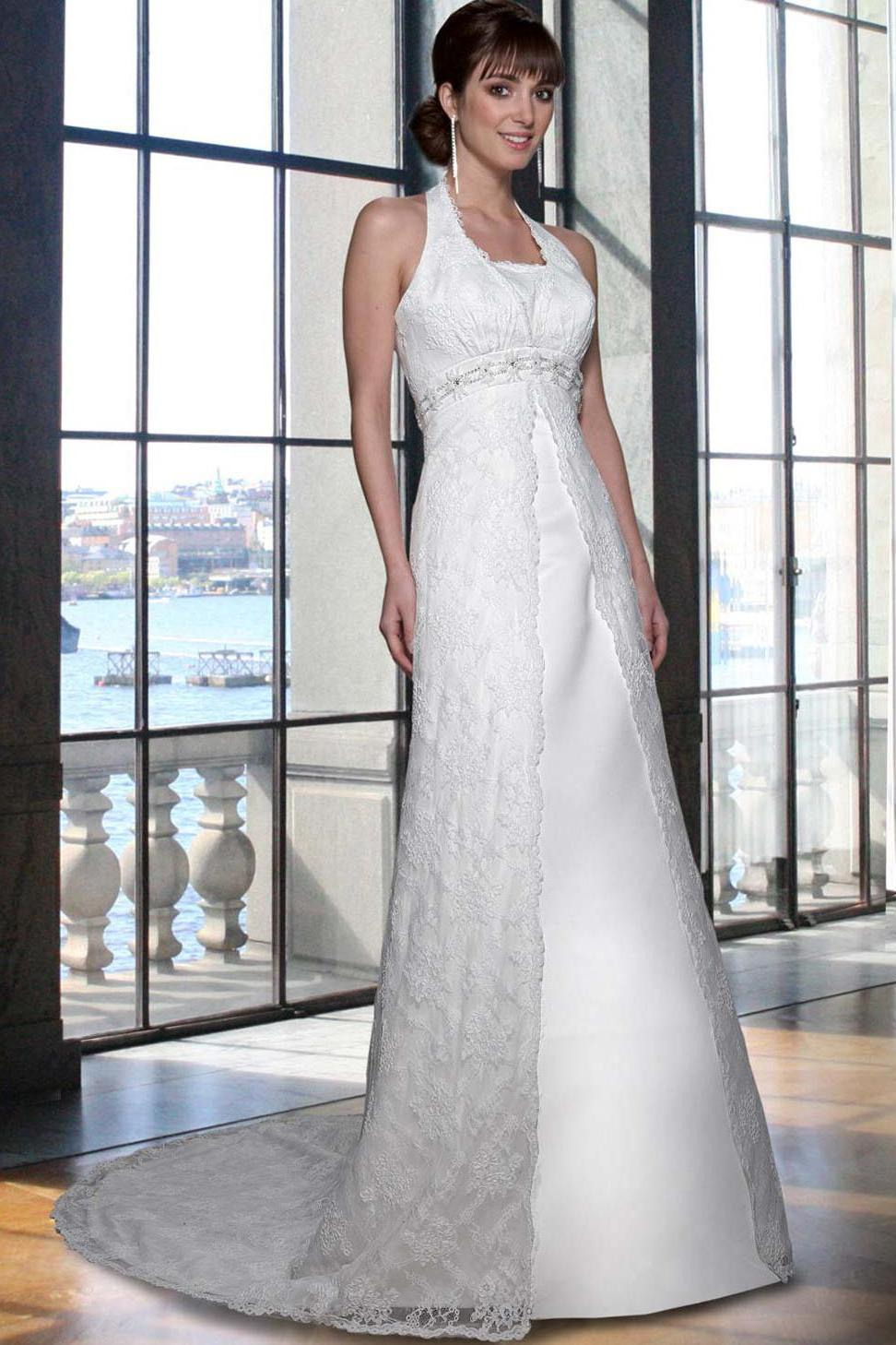Cheap Wedding Gown nw076