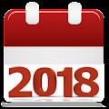 Download Calendar 2018 APK for Android Kitkat