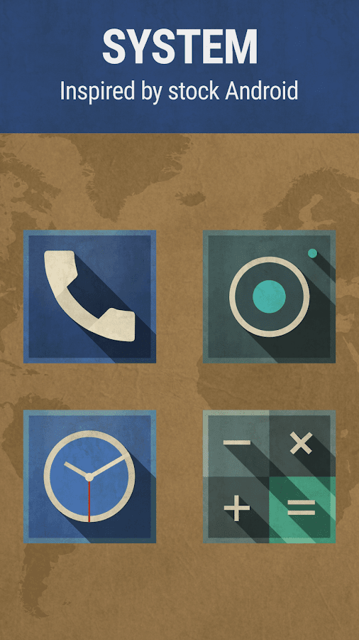 Axis Icon Pack Screenshot 2