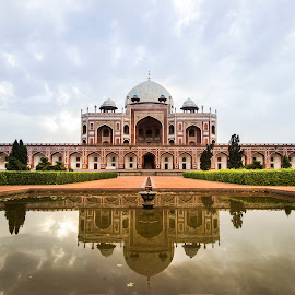 Humanyuns Tomb Delhi India by Piyush Chitra - Buildings & Architecture Statues & Monuments