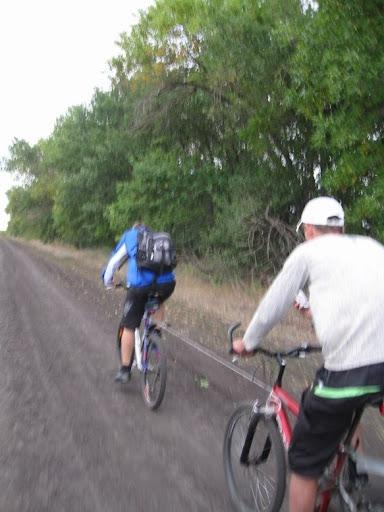буксировка велосипеда