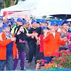 Sambutan Hari Pekerja Dan Gotong Royong Di Kuching Sarawak