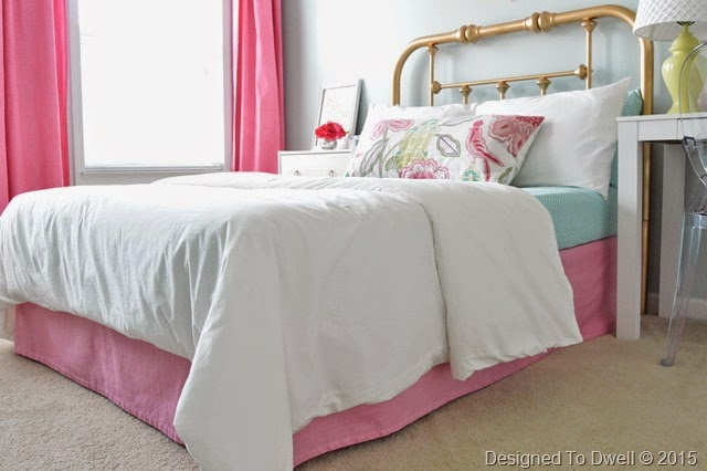 Girl's Bedding Ideas