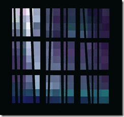 purple squares lines