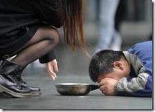 7 italiani su 100 in povertà assoluta
