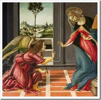 annunciation botticelli2