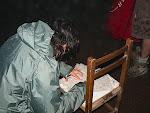 Marta firma la Carta de Clan