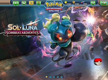 JCC Pokémon Online Screenshot