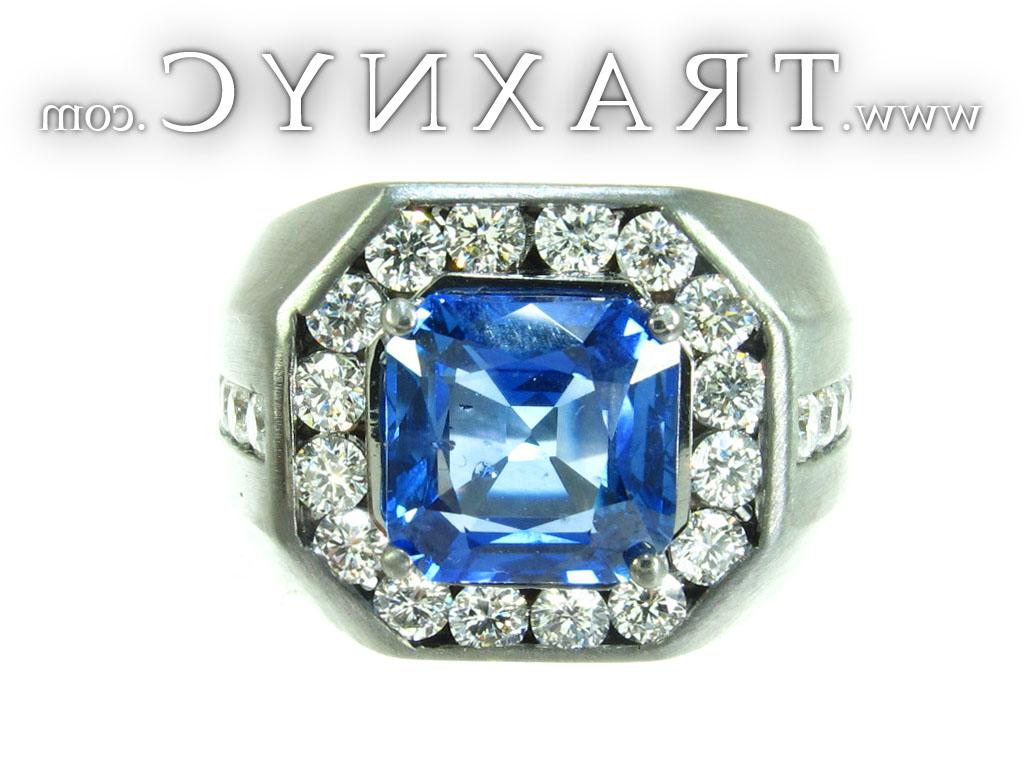 Godfather Sapphire Ring