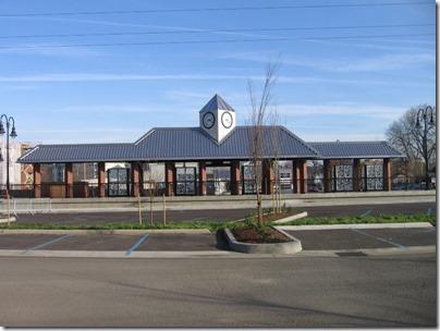 IMG_5076 TriMet Westside Express Service Station in Tualatin, Oregon on January 15, 2009