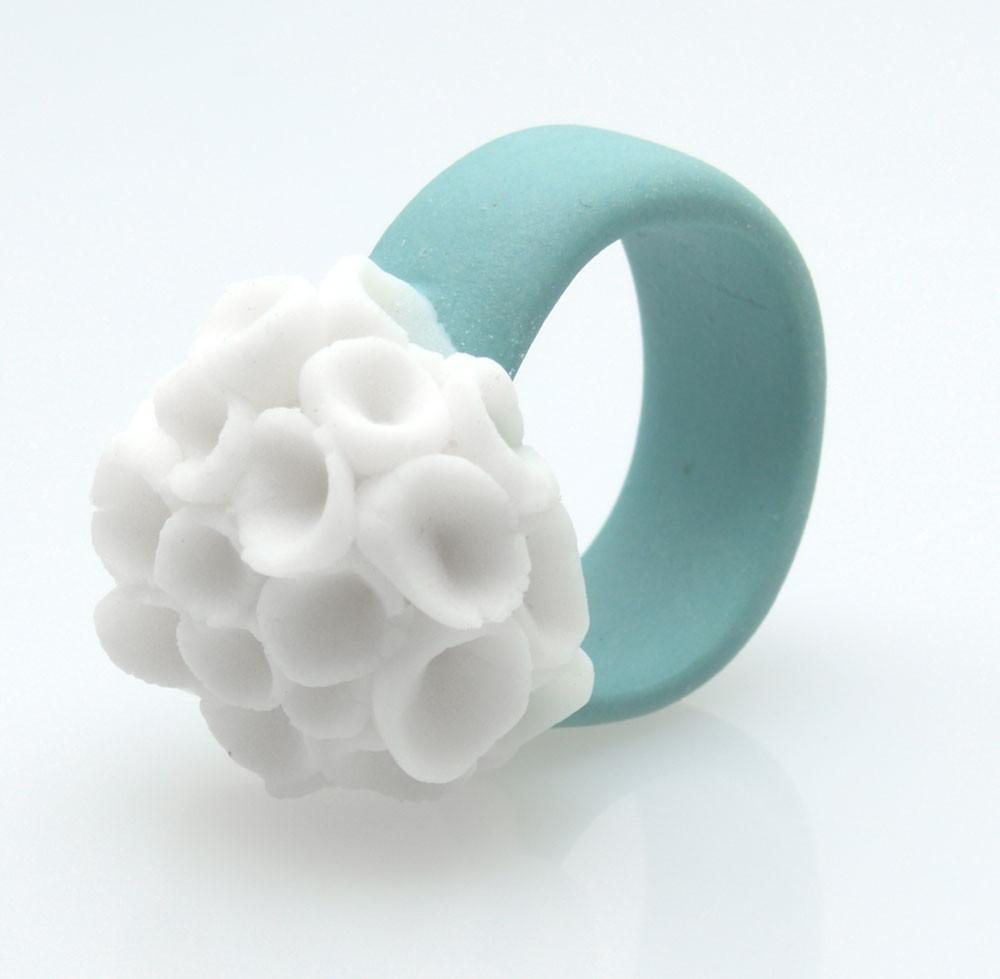 El Medano Porcelain Ring