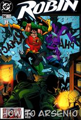 Actualización 21/10/2015: Froiking del CRG nos trae 8 números de Robin Vol4 #56 al #61, #100 y #101 tradumaquetados por él, muchas gracias!