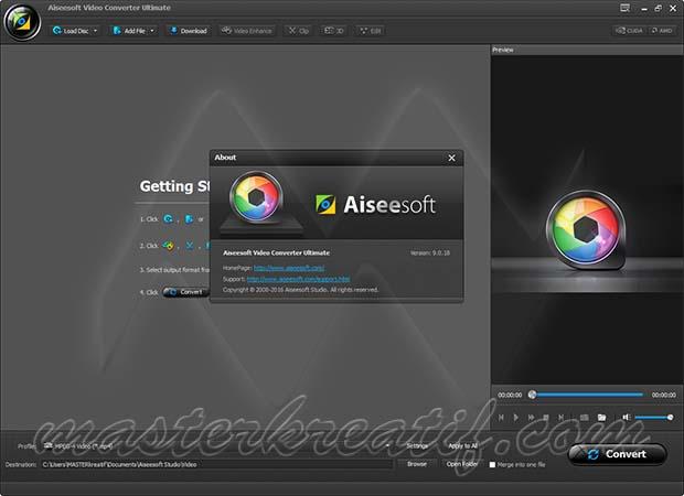 Aiseesoft Video Converter Ultimate 9