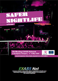 Cover of Joy Of Life's Book Safer Night Life In Europe Free Guide