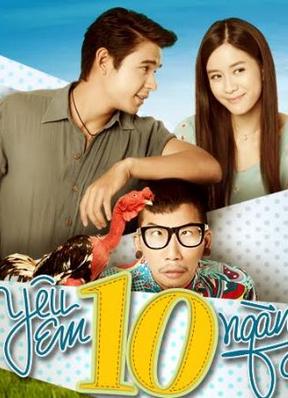 Yêu Em 10 Ngàn Đô - Love You 100K (VietSub) 2015 (2015)