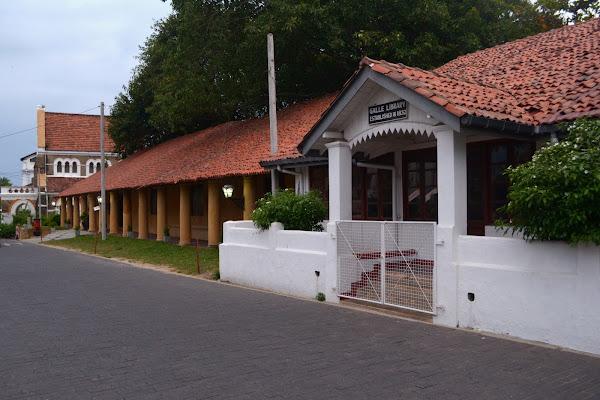 улочка галле форт