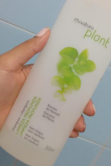 Shampoo de Limpeza Profunda Natura Plant