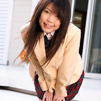 [DGC] 2007.06 - No.447 - Sayaka Yuuki (結木彩加) 016.jpg
