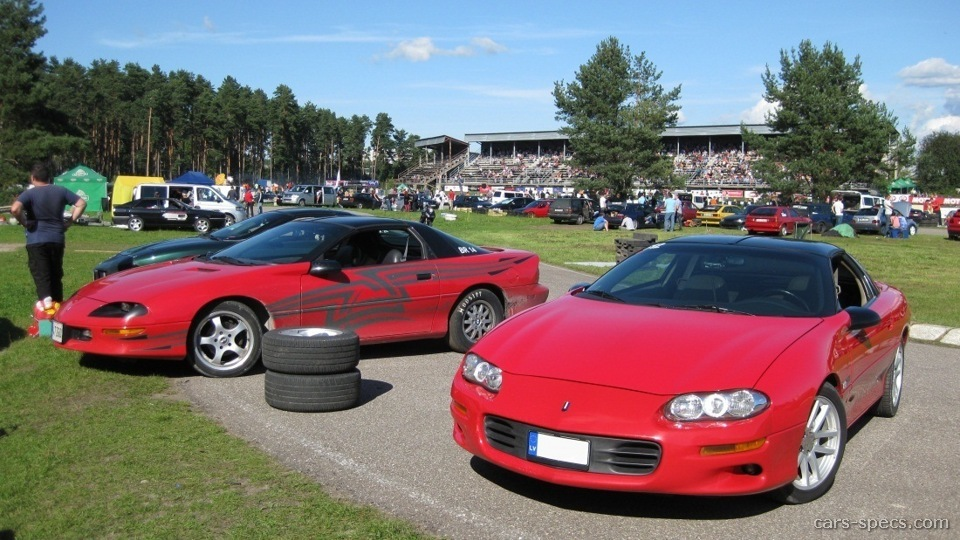 1997 chevrolet camaro z28 ss specifications pictures prices. Black Bedroom Furniture Sets. Home Design Ideas