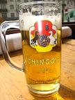 Pierwsze piwo w UB