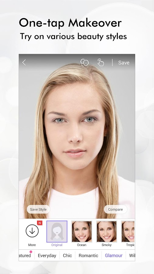 Perfect365: One-Tap Makeover Screenshot 0