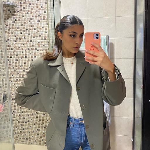 16 Best Kristanna Loken Octubre Images On Pinterest: LITTLE BLACK COCONUT: Boyfriend Jeans, Black Blazer