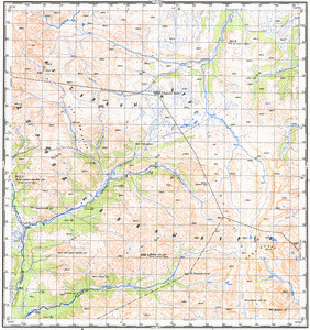 Map 100k--m47-008--(1971)