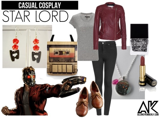 Casual Cosplay: Star Lord | allonsykimberly.com