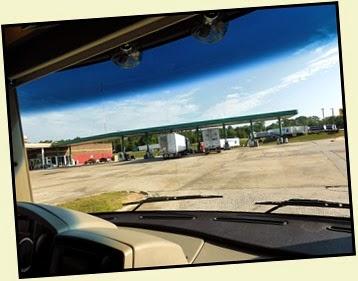 02c - I-26 easy in Shell Station