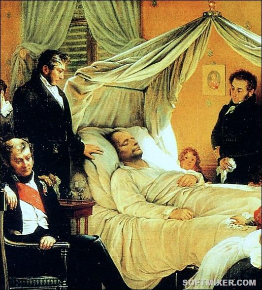 NapoleonDeath[1828]
