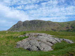 Buckbarrow from Wastwater