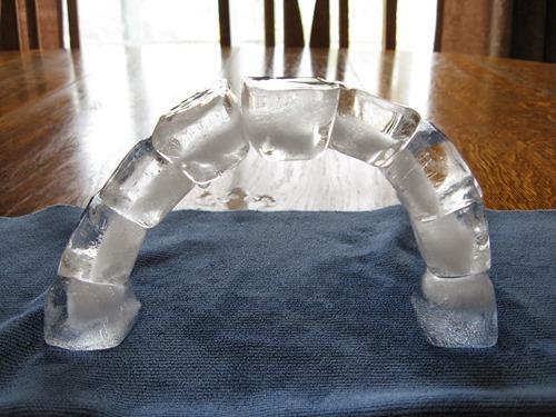 Ice Cube Roman Arch