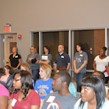 New Student Orientation 2014