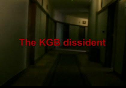 Dysydent z KGB / The KGB Dissident (2009) PL.TVRip.XviD / Lektor PL