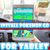 Tablet For Pokemon Go