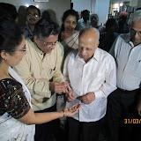 Adamya Chetana Visit of Professor GV