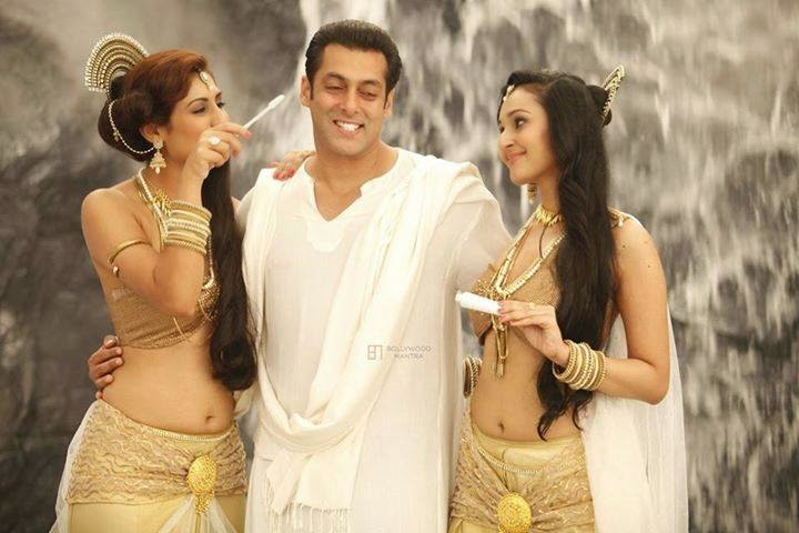 hindu girl with salman