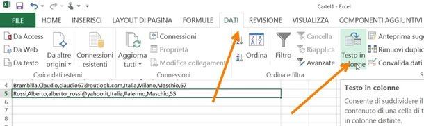 dati-testo-colonne