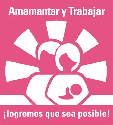 Semana mundial de la Lactancia Materna 2015 logo