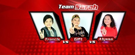 The Voice Kids PH 2 - The Battles (Team Sarah)