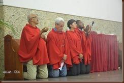 Ubiratan na Missa