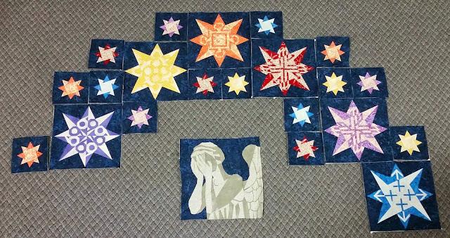 Zodiac Stars - Halfway Point