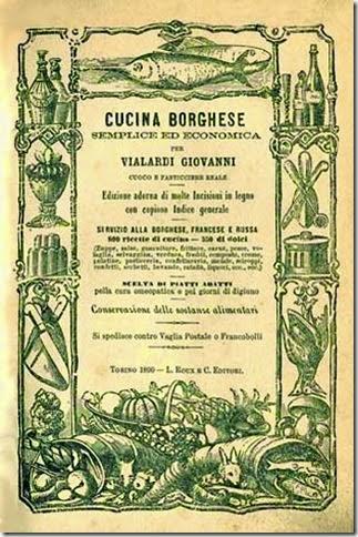 Cucina Borghese (Vialardi 1890)