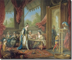The_Sultana_Set_Work_of_the_Odalisques,_Charles_Amedee_Philippe_van_Loo