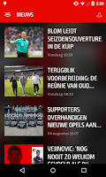 Screenshot of FEYENOORD LIVE