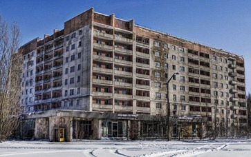 Chernobyl-Today-A-Creepy-Story-told-in-Pictures-buildings9