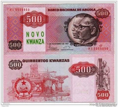 Mata uang Kwanza